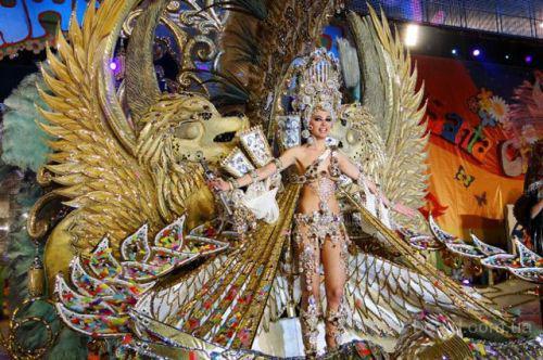 Испания,  туры на карнавал на Тенерифе 2016