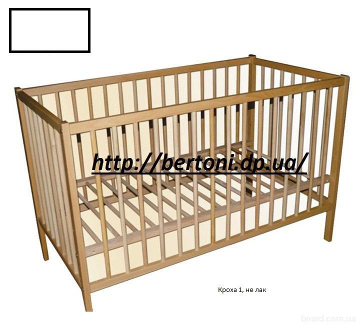 Кроватка детская Labona Кроха № 1