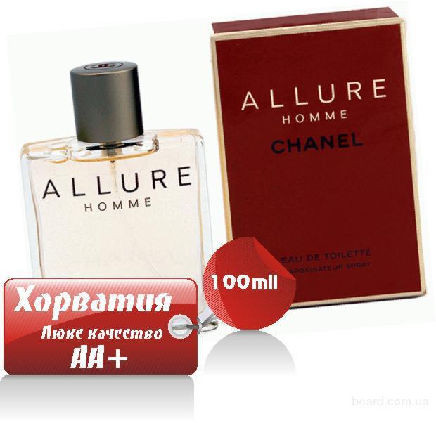 Chanel Allure Homme Люкс качество ААА++ Оплата при получении Ежедневные отправки
