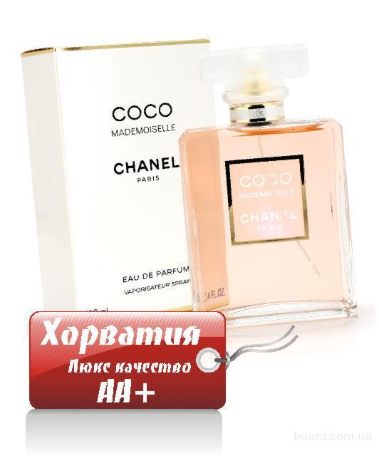Chanel Coco Mademoiselle Люкс качество ААА++ Оплата при получении Ежедневные отправки