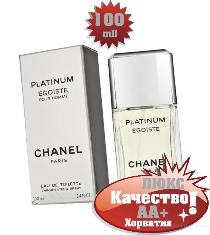 Chanel Egoiste Platinum Люкс качество ААА++ Оплата при получении Ежедневные отправки