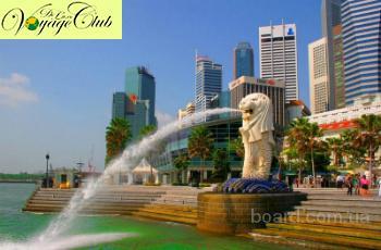 Визовая поддержка в Сингапур для граждан Украины