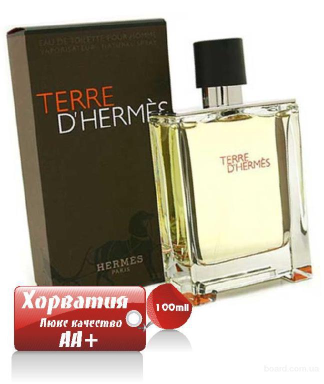 Hermes Terre d'Hermes  розовый качество ААА++ Оплата при получении Ежедневные отправки