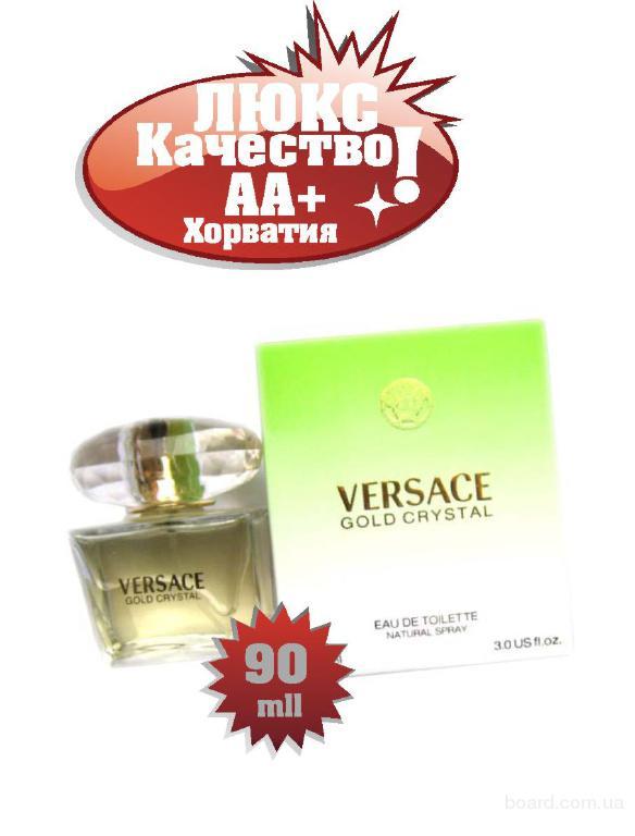 Versace Gold Crystal качество ААА++ Оплата при получении Ежедневные отправки