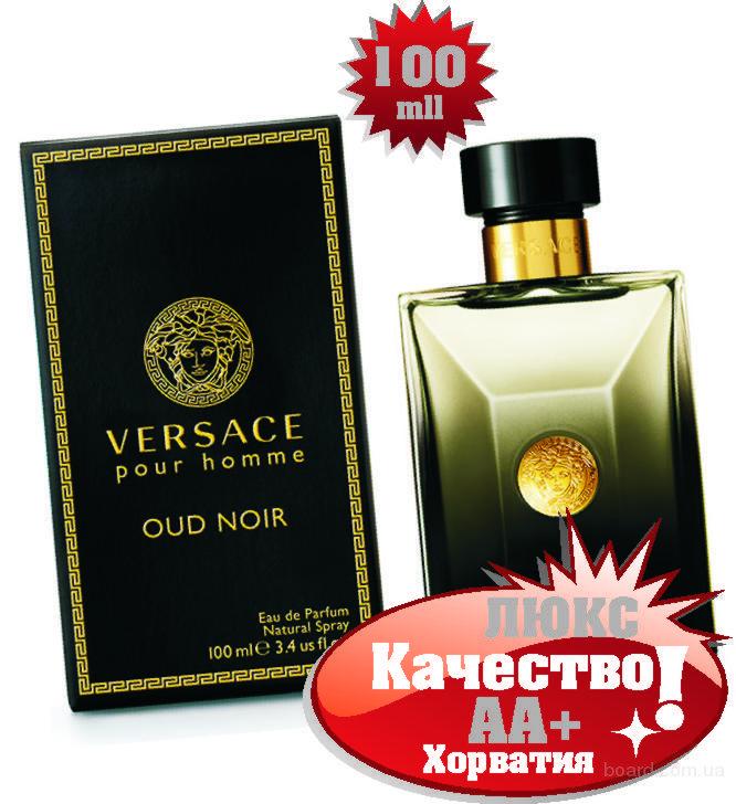 Versace Pour Homme OUD NOIR качество ААА++ Оплата при получении Ежедневные отправки