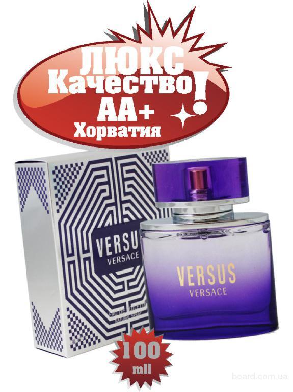 Versace Versus Homme качество ААА++ Оплата при получении Ежедневные отправки