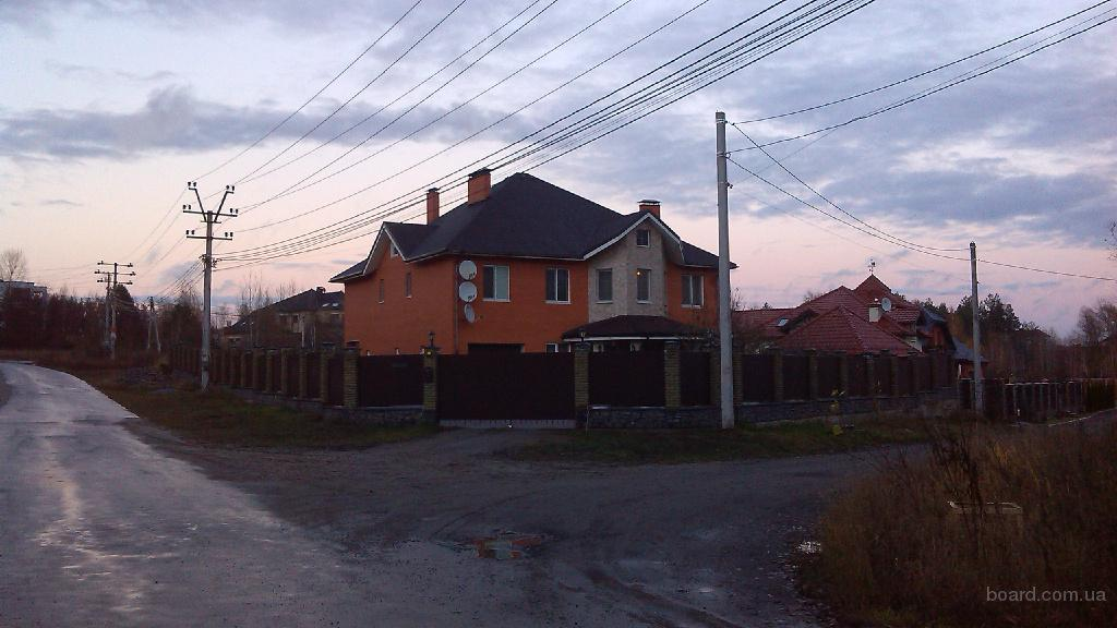 Участок 15 соток в районе коттеджной застройки, ул. Вильхова