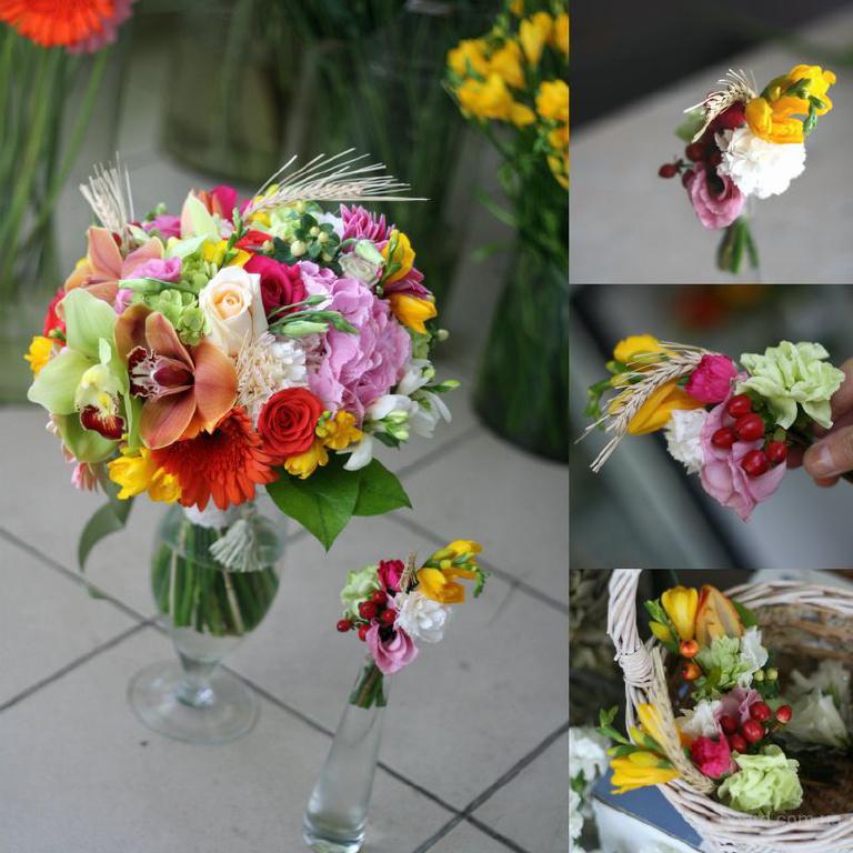 Флористика, заказ цветов и букеты