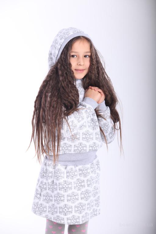 Детская одежда в Киеве, Кофта с капюшоном (унисекс) от Berry Wear