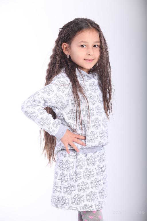 Комплект детской одежды  для девочки от Berry Wear
