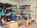 Продам торговое оборудование для авто-вело-мотомагазинов