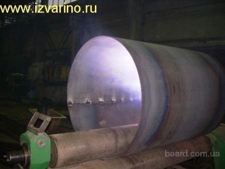 Вальцовка металла