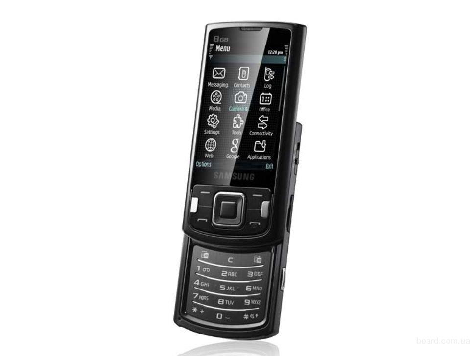 Samsung i8510 Innov8 8GB Новий Смартфон