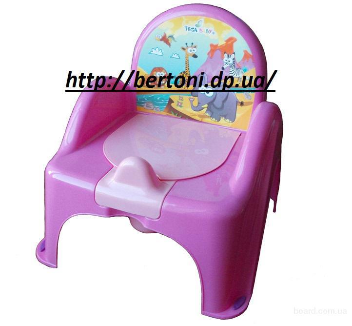 Горшок-кресло Сафари с крышкой