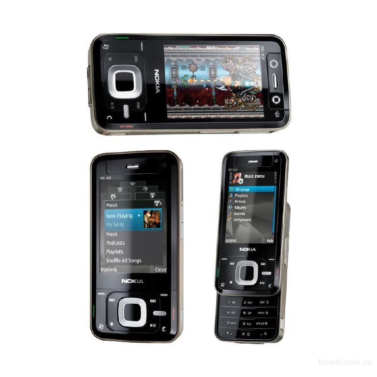 Nokia N81 8Gb Новий Смартфон