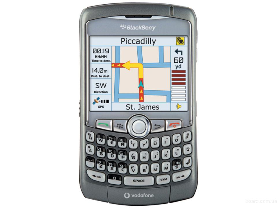 BlackBerry 8310 Curve Titanium Новий Смартфон