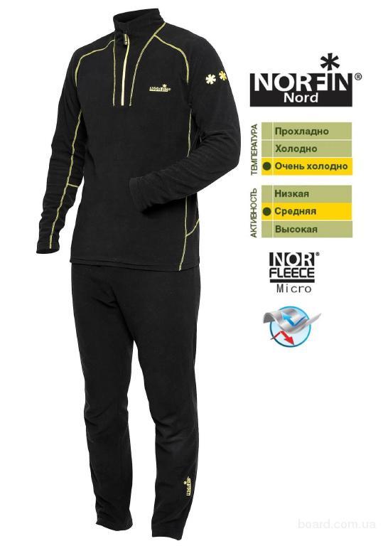 Термобелье микрофлисовое Norfin NORD (302700)