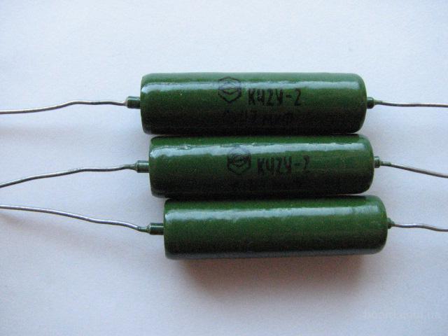 Продам с хранения конденсаторы к42-У2