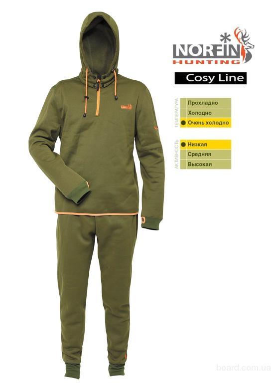 Термобелье Norfin Hunting Cosy Line (73200)