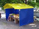 Палатки торговые 3.0 х 2.0 ( укр.стиль)