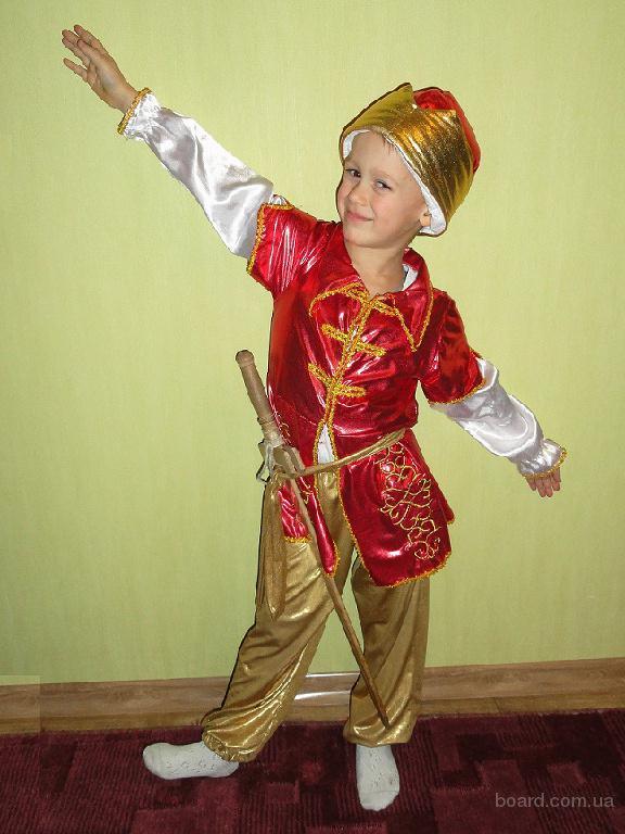 Прокат костюма Ивана Царевича на 4-6 лет