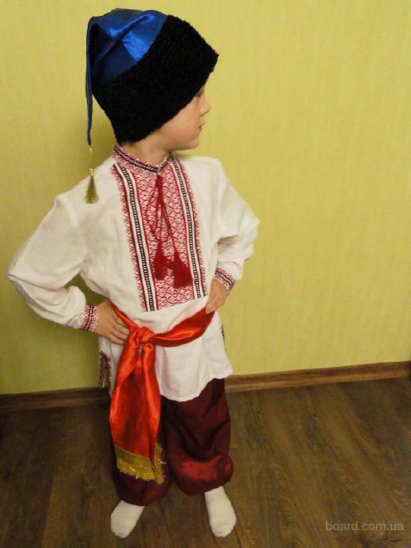 Костюм Українця на 5-7 років