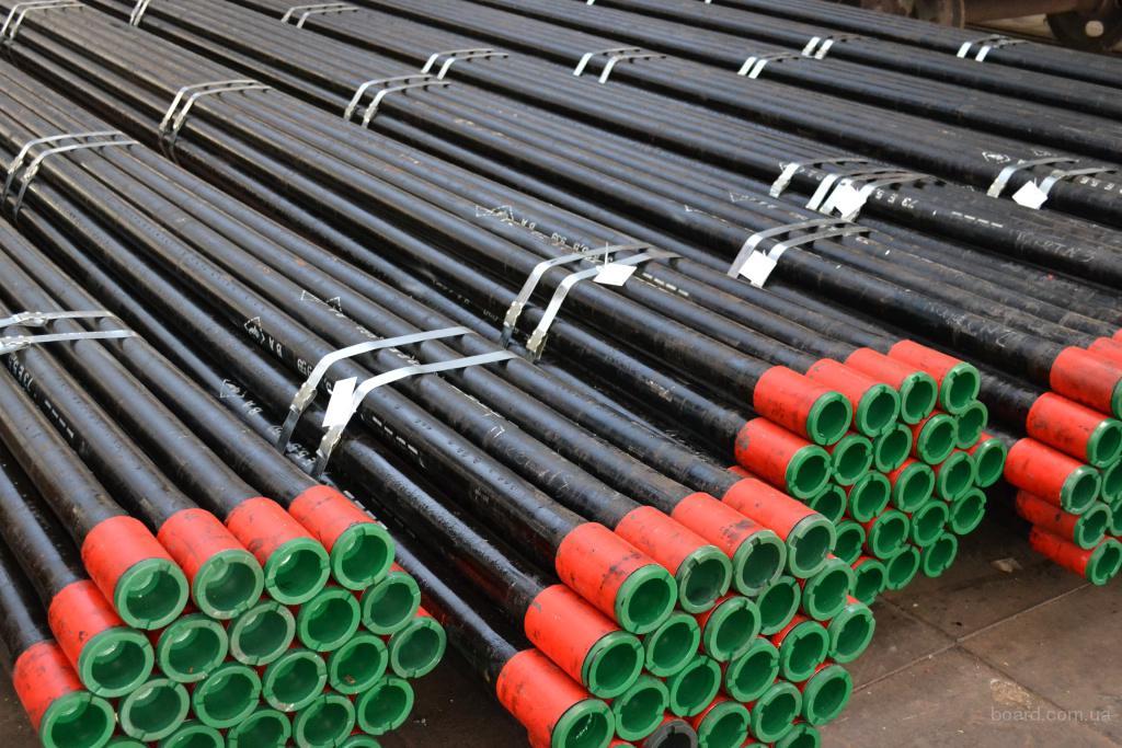 Трубы НКТ и бурильные наличие и производство