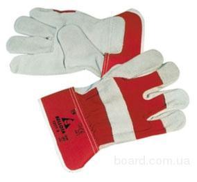 Перчатки рабочие Bellota Americano замша-парусина