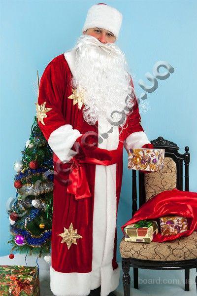 распродажа Карнавальный Костюм Деда Мороза