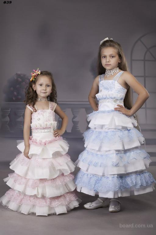 Нарядное детское платье спицами платья малышке Pinterest Платье 90