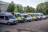 Перевозка больных из Московской области