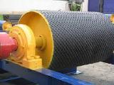 Изготовление барабанов приводных , обводных , натяжных .