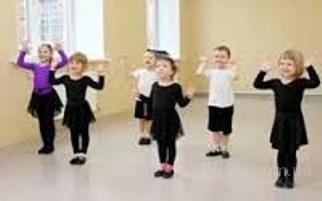 Танцы дети 2- 4- 5 лет м.Харьковская, м.Позняки, Левый берег