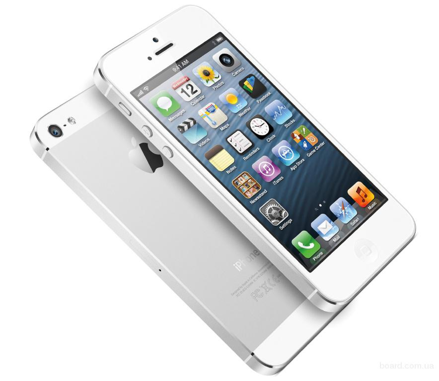 Apple iPhone 5 64Gb White Смартфон б.в.