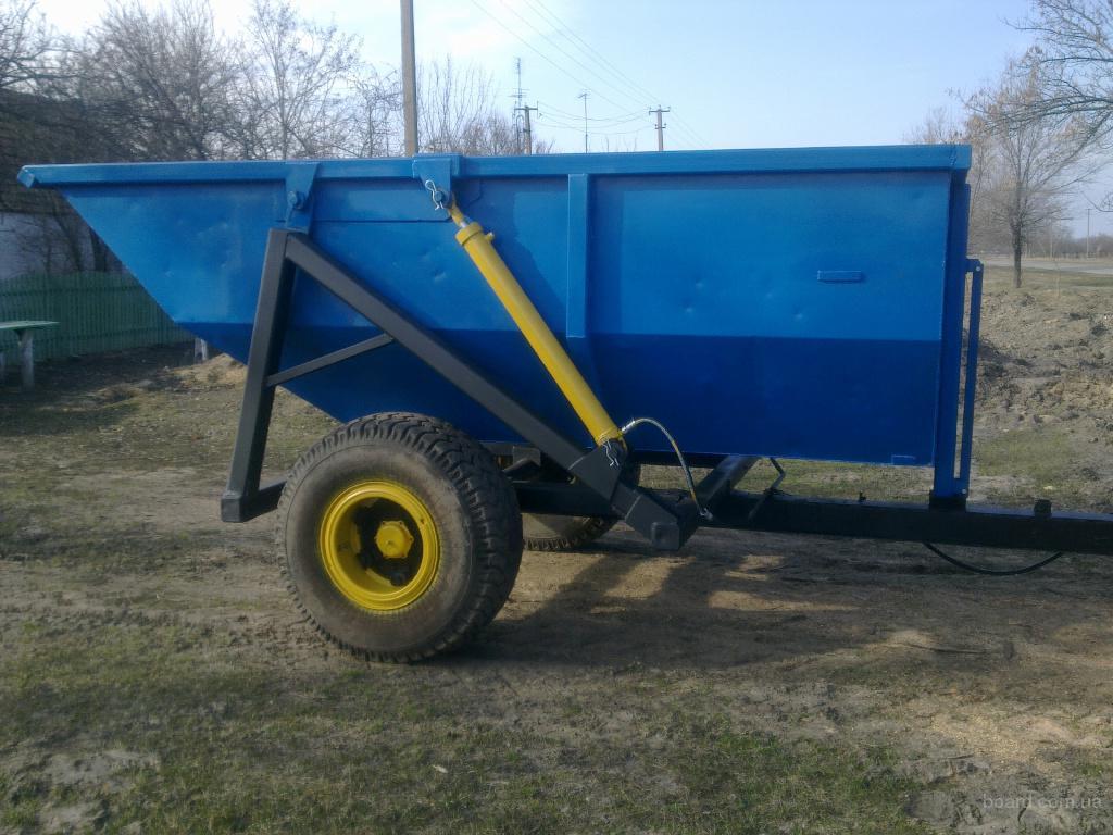 Сельскохозяйственная навесная техника на трактор.