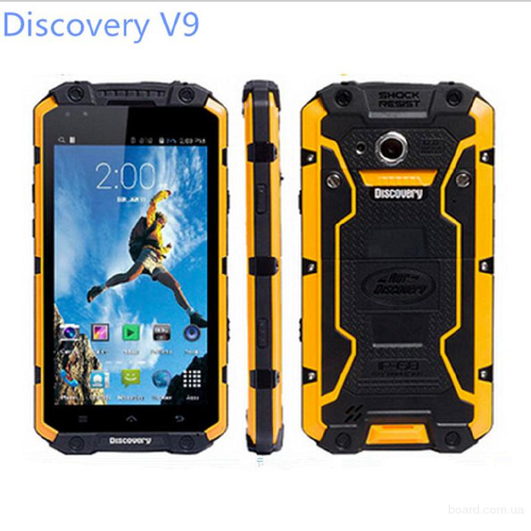 Защищенный смартфон Discovery V9 4000mAh