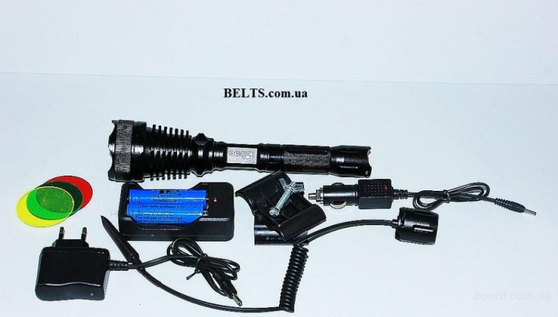 Продам.Фонарик Bailong Police BL-Q2800-T6 (фонарик полицейский)