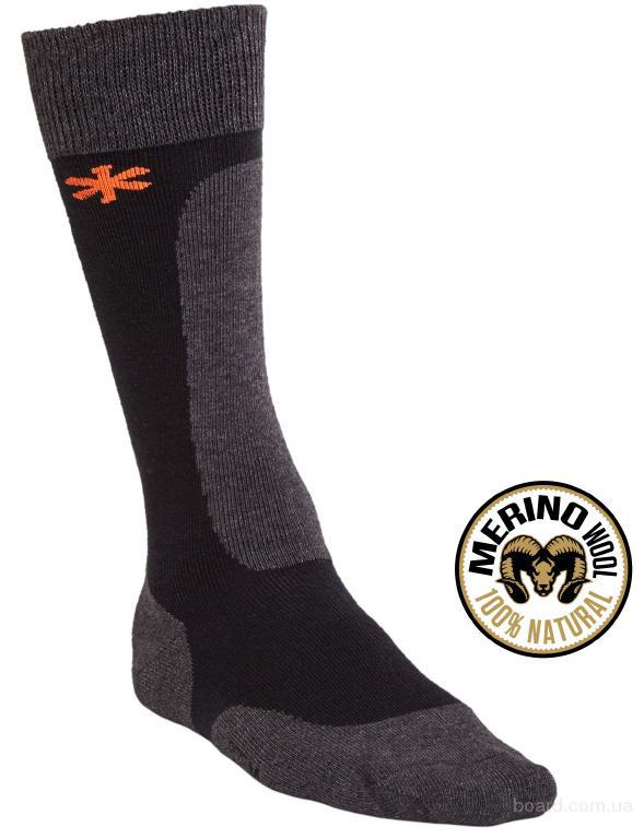 Термоноски Norfin Wool Long (303803) шерсть Мериноса