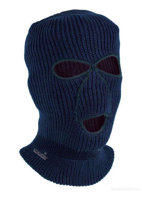 Вязаная шапка-маска Norfin Knitted (303323)