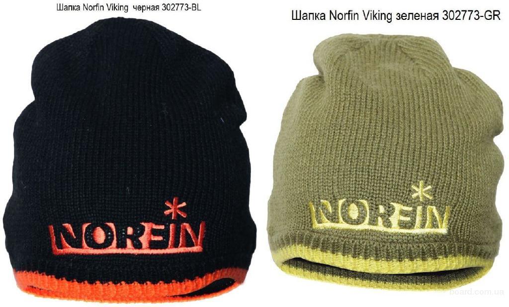 Шапка Norfin Viking полушерстяная (302773)