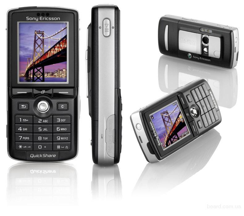 Sony Ericsson K750i Телефон б.в.