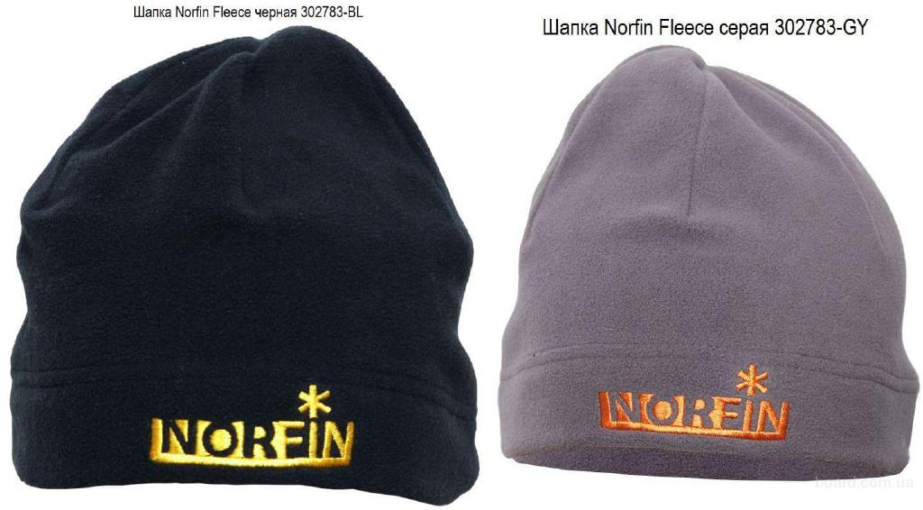 Шапка Norfin Fleece флисовая (302783)
