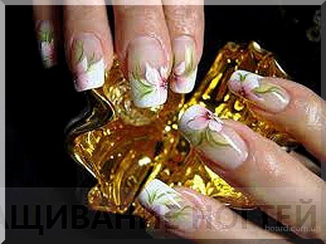 Наращивание ногтей на свадьбу цена на Подоле