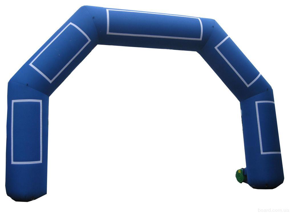 Надувные рекламные конструкции, надувные фигуры, аэромен, (производство)