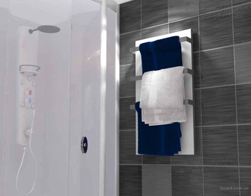 Ecos 330 полотенцесушитель для ванной