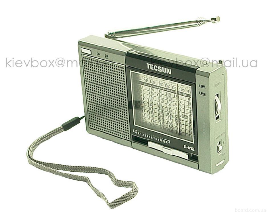 Радиоприемник Tecsun R-912