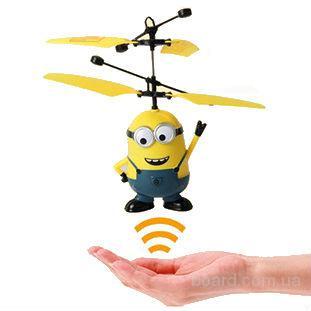 Летающий миньон Flying Minion - детские игрушки