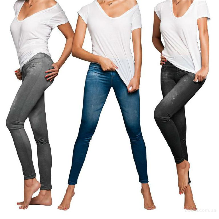 Легинсы Slim Jeggings Слим Джеггинс (Джинсы легинсы)