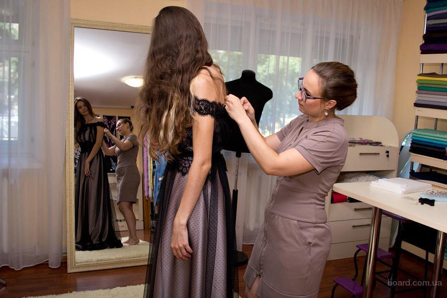Ателье. Пошив свадебных и вечерних платьев