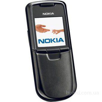 Nokia 8800 Black Новий Телефон